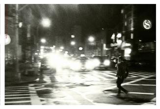 Quick Feet across the Street